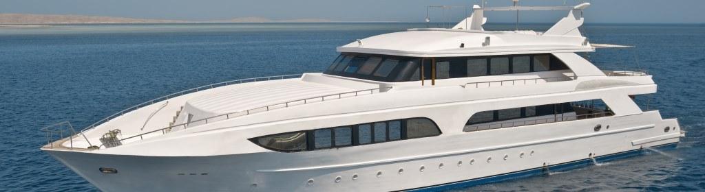 Eiettori ad aria per yacht