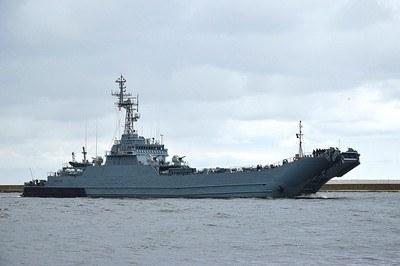 Eiettori per navi militari